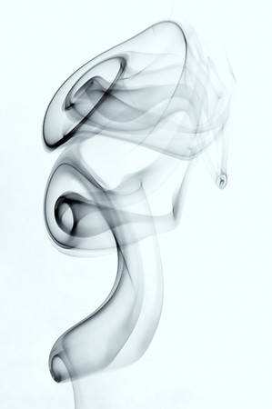 A Whisp Of Smoke - Robert Woodbury