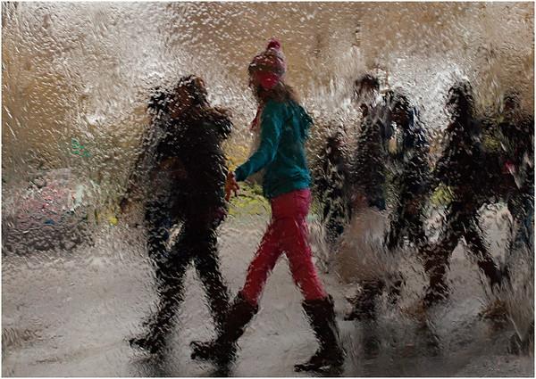 Water Wall - Lee Bickford