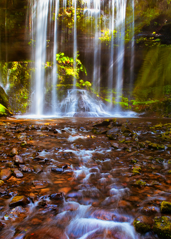 Russell Falls - Ray Ross