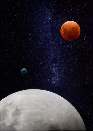 Space Odyssey - Stan Bendkowski