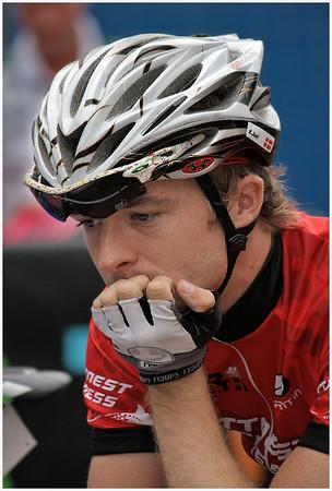 Before the Race - Hans Wellinger