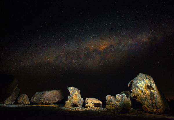 Starry Night - Ray Ross