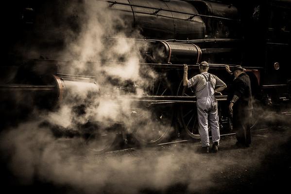 The Steam Fixers - Richard Goodwin