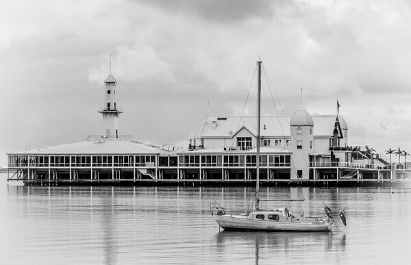 Serenity on the Bay - Richard Goodwin