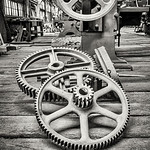 Wheels of Industry - Robert Woodbury