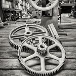 Wheels of Industry - Robert Woodbury