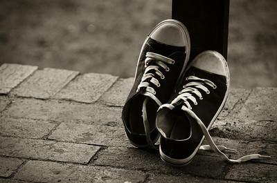 Lost Feet - Kim McAvoy