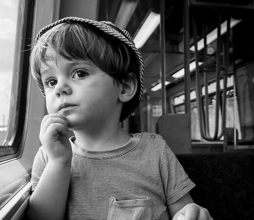 First Train Ride - Richard Goodwin