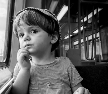 First Train Ride - Richard Goodwin