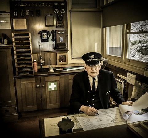 Stationmaster - Richard Goodwin
