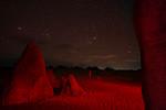Martian Nightscene - Elaine Reynolds