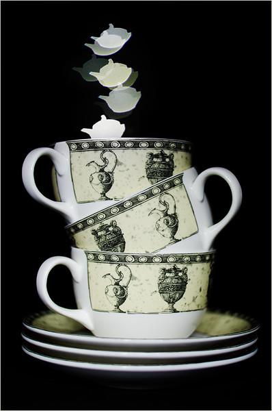 Tea Party - Kim McAvoy