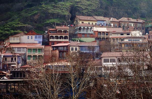 Tbilisi - Gerrit van Zee