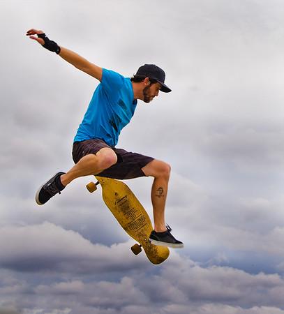 Big Skate Air - Kim McAvoy