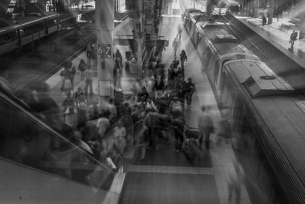 Ghost Train - Paul McKeown