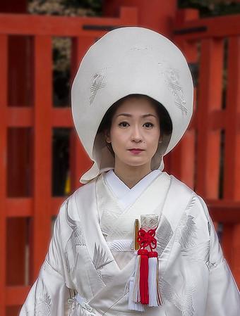 Kyoto Bride - Gerrit van Zee