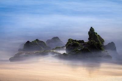 Evening Mist - Stan Bendkowski