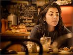 Girl in Spanish Cafe - Richard Goodwin
