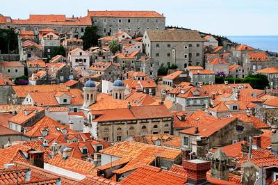 Dubrovnik Roofs - Gerrit van Zee