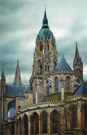 Bayeaux Cathedral - Jocelyn Manning