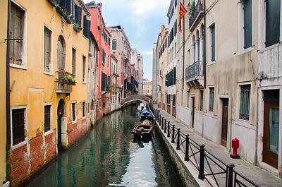 Venetian Canal - Kim McAvoy