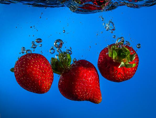 Strawberries - Stan Bendkowski