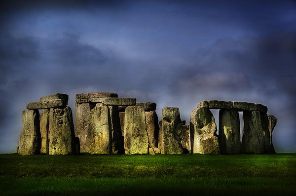 Stonehenge - Kim McAvoy