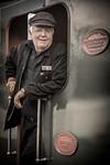 Bob Baker, Train Driver - Richard Goodwin