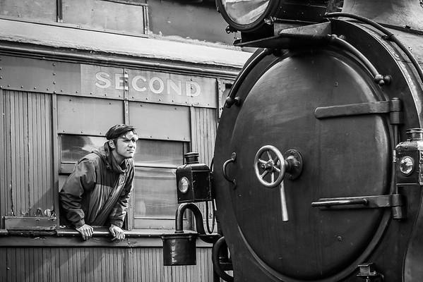 Rail Buff - Richard Goodwin