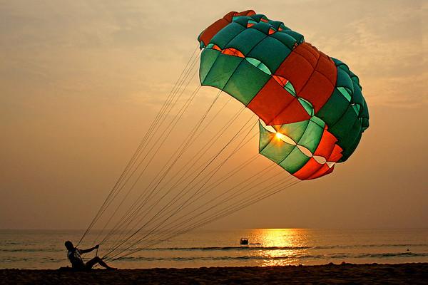 Parachute - Phil Burrows