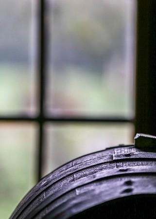 Looking Down the Barrel - Susan Moss