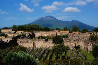 Vesuvius - Kim McAvoy