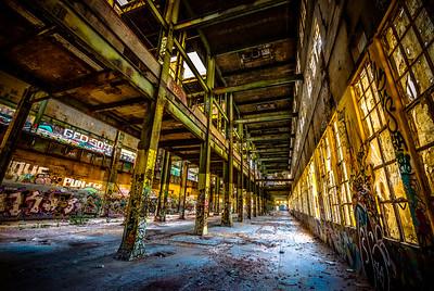 Artistic Decay - Lemuel Tan