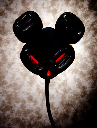 Mouse in the Dark - Kim McAvoy