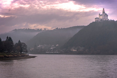 Early Morning on Rhine - Mike Oborn