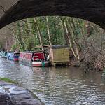 Rochdale Canal Mytholmroyd - Mike Oborn