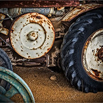 Old Tractor - Jocelyn Manning