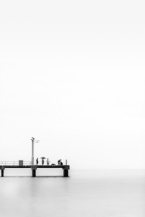 A Day at the Jetty - Lemuel Tan