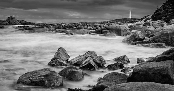 Lighthouse Rocks - Paul McKeown