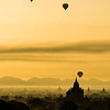 Balloons Over Bagan - Ann Jones