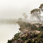 Mist on Magic Lake - Kim McAvoy