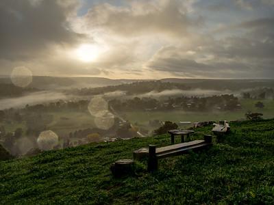 Rain, Sun, Mist - Amanda Blanksby