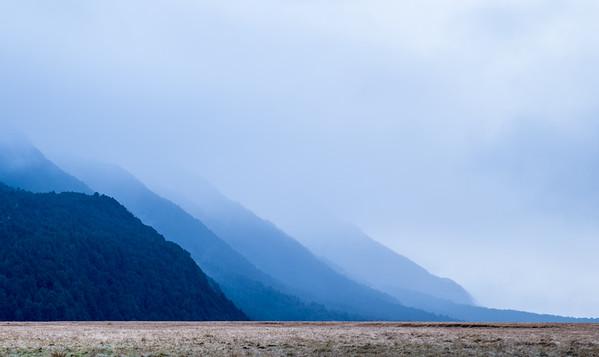 Misty Mountains - Elaine Reynolds