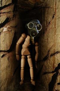 Cautious Investigator - Kim McAvoy