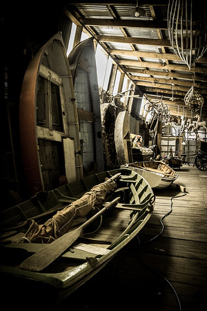 Boat Society HQ - Richard Goodwin