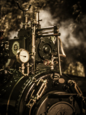 Age of Steam - Richard Goodwin