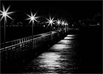 Auckland Harbour - Jocelyn Manning