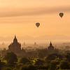 Bagan Dawn - Ann Jones