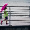 Rainy Stroll - Kim McAvoy