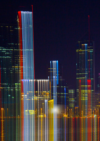 City Light Falls - Michele Augustyn